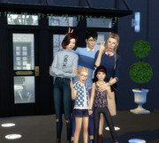Poses Famille  0828