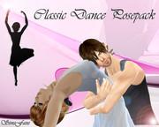Poses de danse 1019