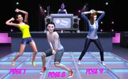 Poses de danse 1416