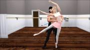 Poses de danse 1617