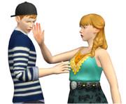 Poses Couple 2416
