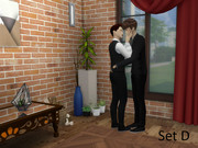 Poses Couple 3612