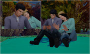 Poses Couple 7010