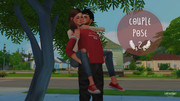 Poses Couple 8010
