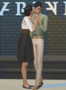 Poses Couple 9111
