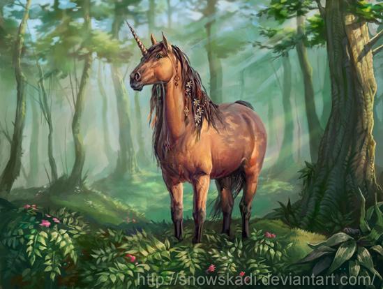 Licornes, centaures et chevaux ailés - Page 2 U3_by_10