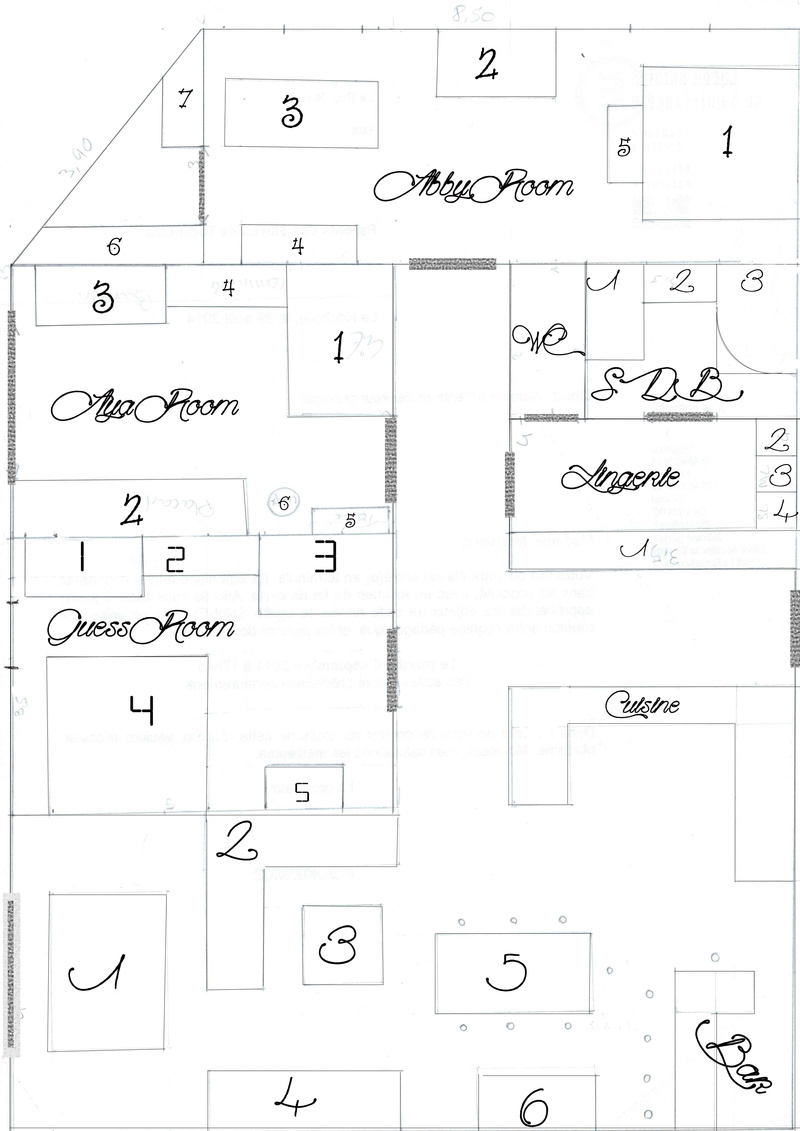 Description de l'appartement Appart10