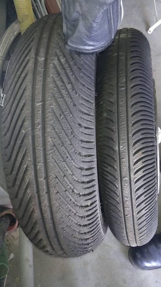 train de pneus pluie a vendre  17362010