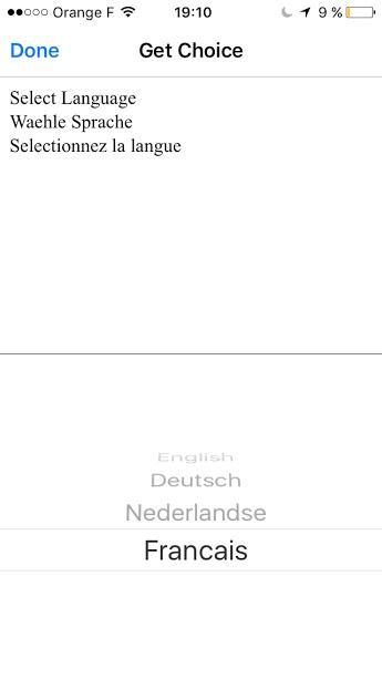 Installer et configurer Wherigo (Iphone) Iphone17