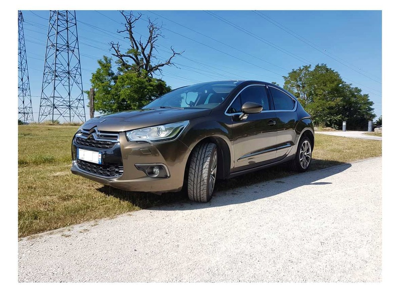 Vends DS4 SPORT CHIC HDI 163 BVA  Ds110