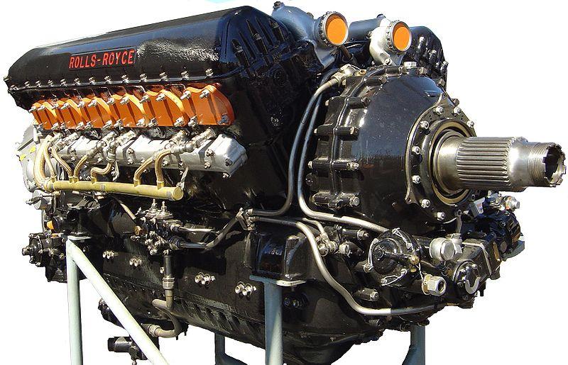[VENDU]  Moteur DA 170  Rolls-10