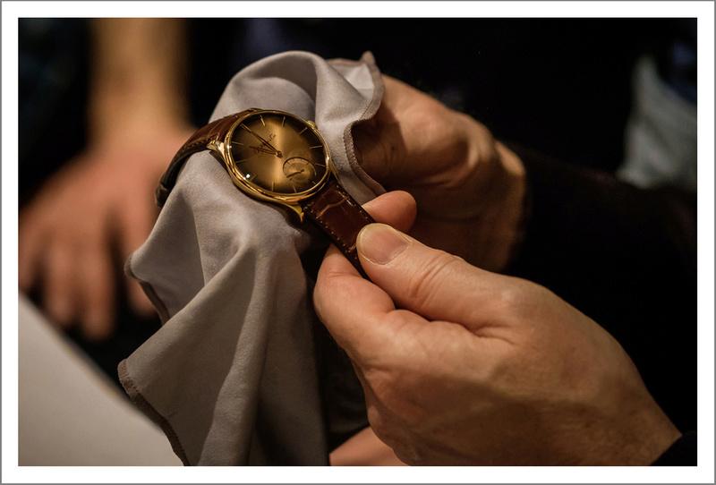 Votre collection parfaite en 5 montres à 30K€ maximum. Moser10