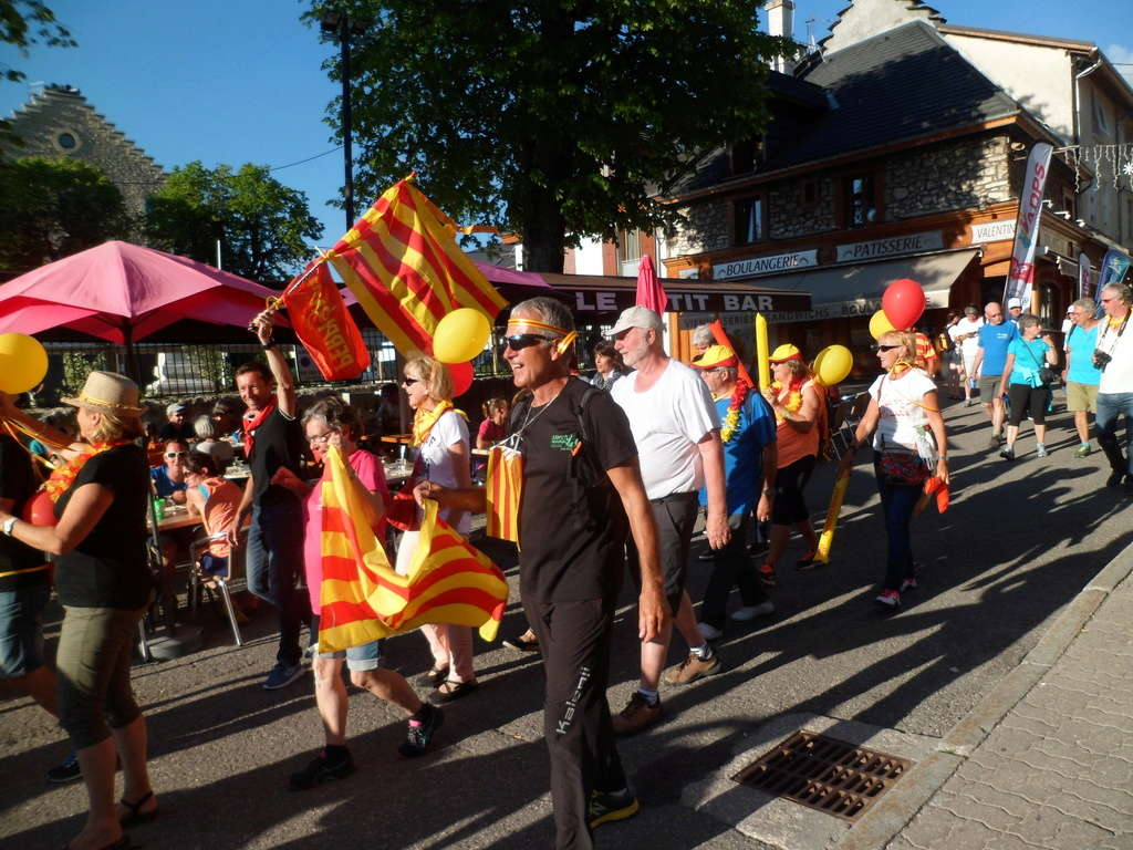 L'Euro Nordic Walk du Vercors : une grande fête et un beau rendez vous de la marche nordique  Sam_5034