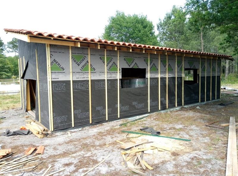 Atelier 50m² ossature bois - Page 3 P7052812
