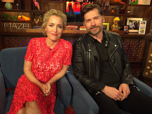The X-files Bravo WWHL 1-ging89