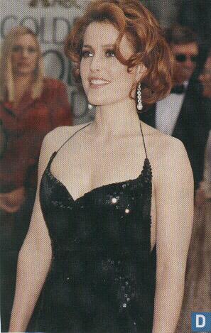 Golden Globes 2001 11-mel18