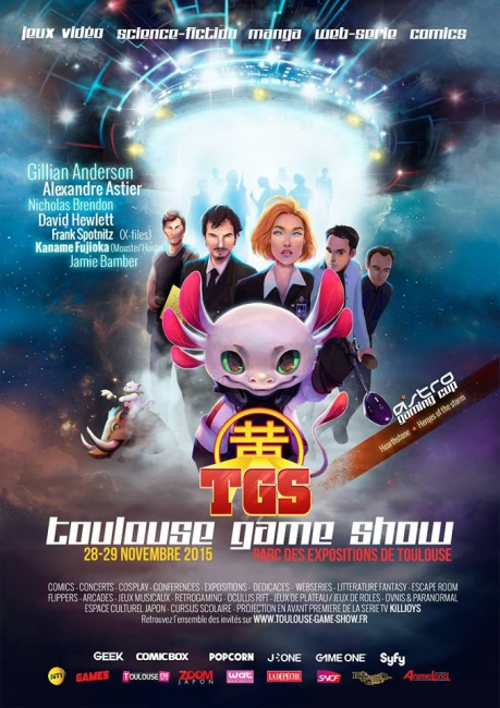 The X-files TGS 2015 4-ging17