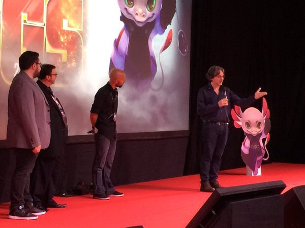 The X-files TGS 2015 4-ging20