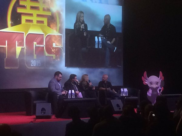 The X-files TGS 2015 4-ging28