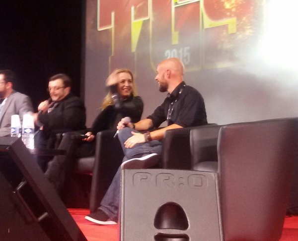 The X-files TGS 2015 4-ging32
