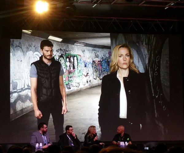 The X-files TGS 2015 4-ging34