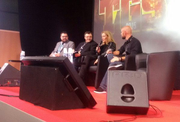 The X-files TGS 2015 4-ging35