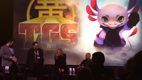 The X-files TGS 2015 4-ging38
