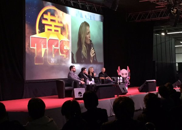 The X-files TGS 2015 4-ging39