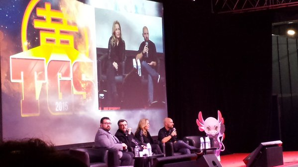 The X-files TGS 2015 4-ging40