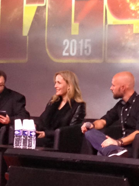 The X-files TGS 2015 4-ging43