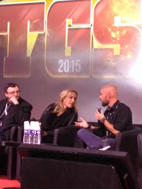 The X-files TGS 2015 4-ging44