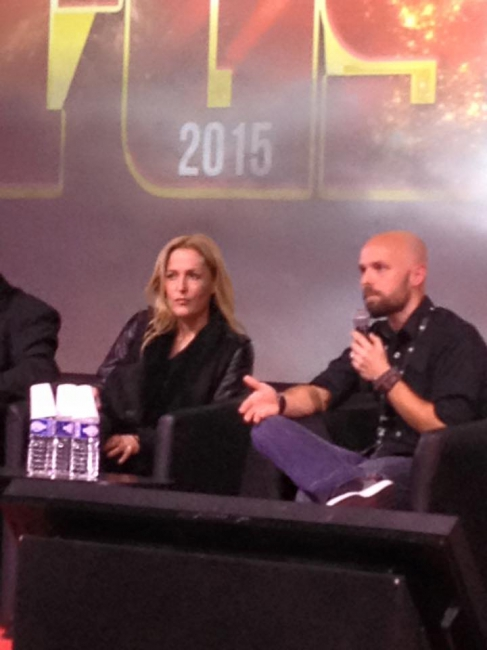The X-files TGS 2015 4-ging47
