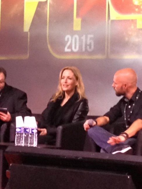 The X-files TGS 2015 4-ging53