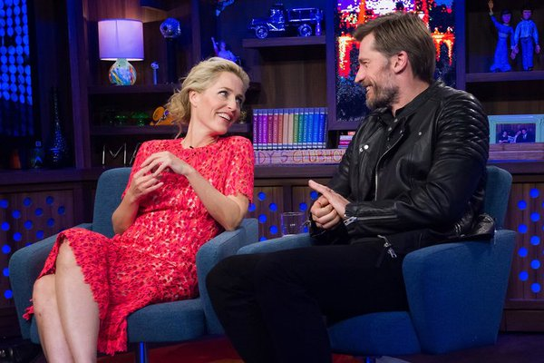 The X-files Bravo WWHL 4-ging81