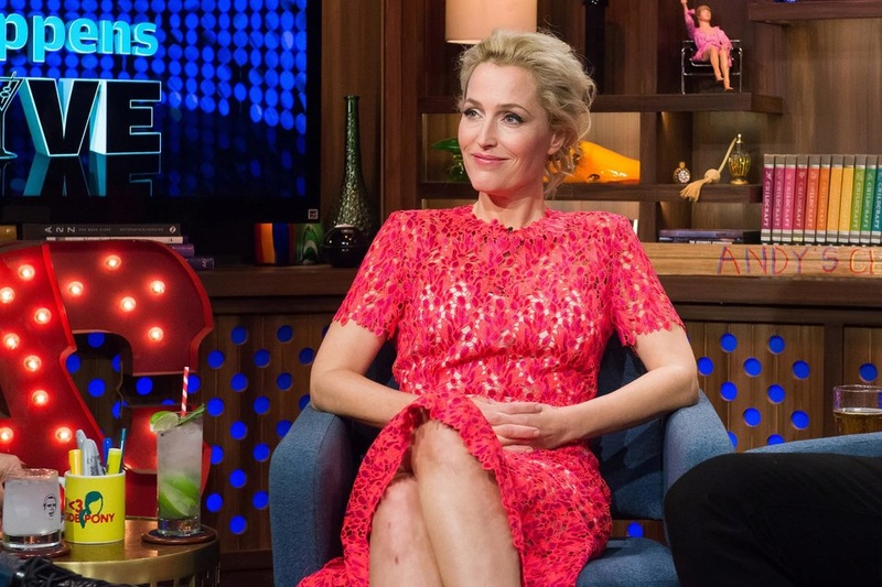 The X-files Bravo WWHL 9-ging19