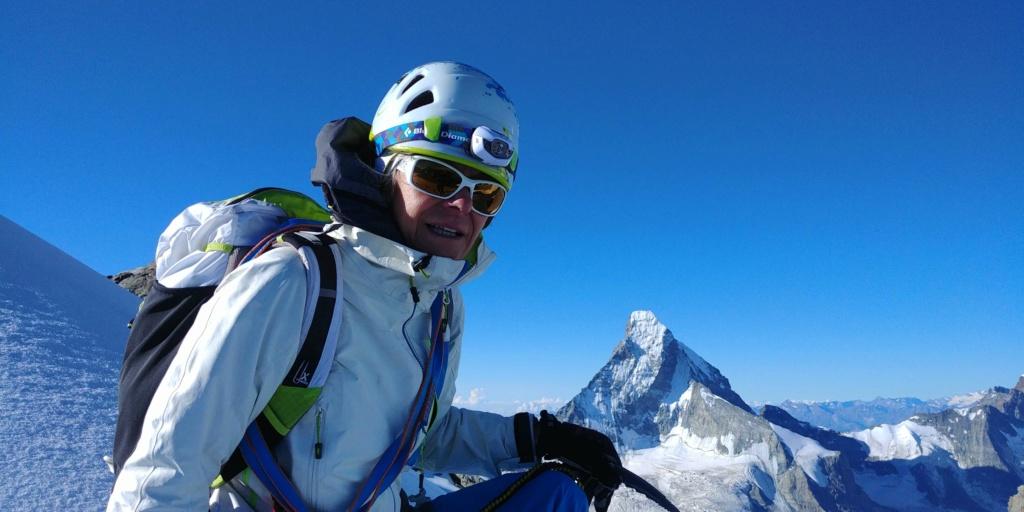 14 au 16 Août : Obergabelhorn 4063 m  Zinalrothorn 4221 m Cr1011