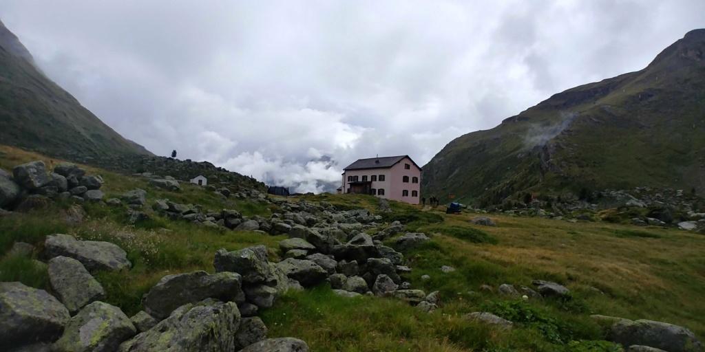 14 au 16 Août : Obergabelhorn 4063 m  Zinalrothorn 4221 m Cr111