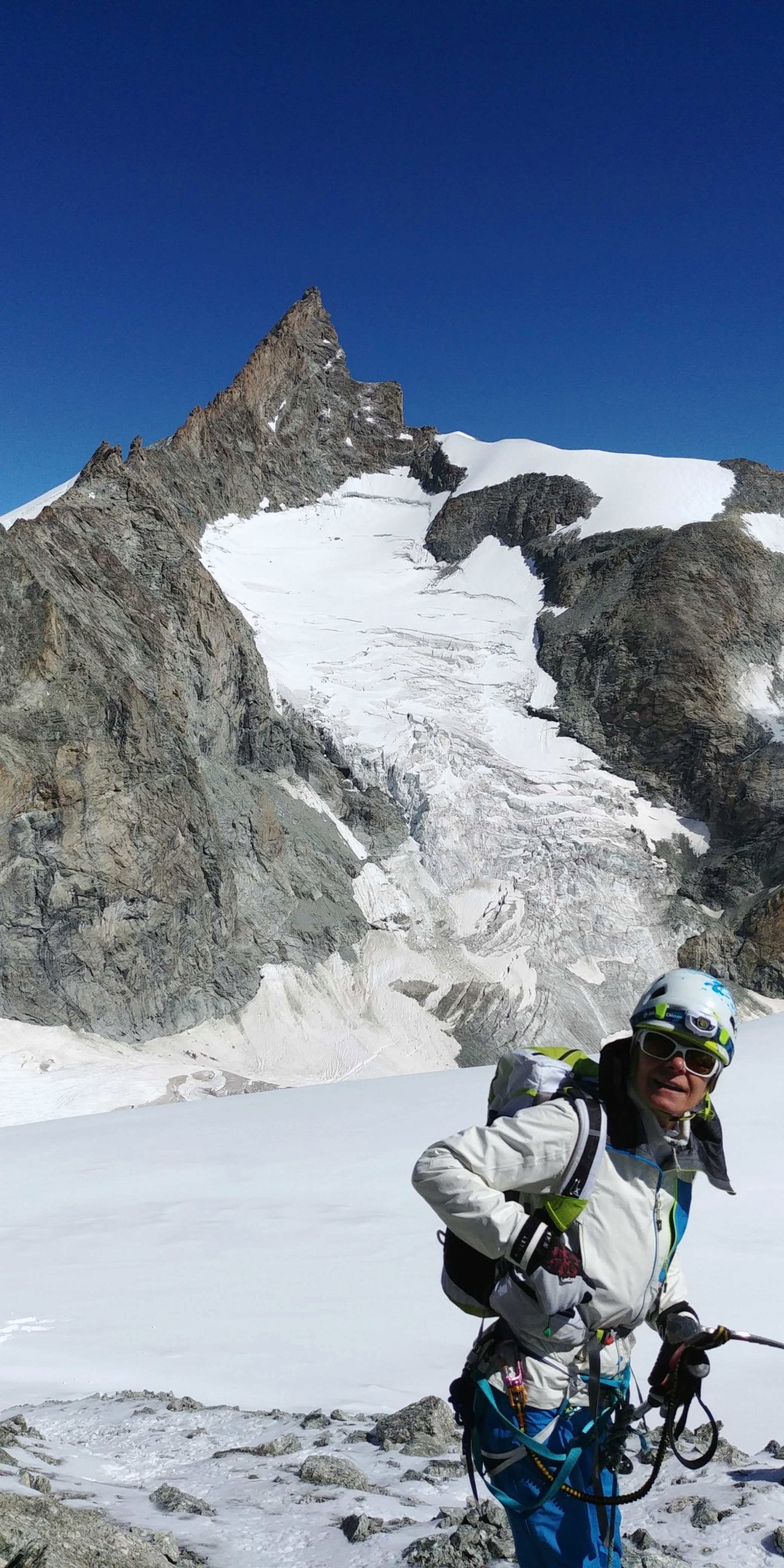 14 au 16 Août : Obergabelhorn 4063 m  Zinalrothorn 4221 m Cr1111