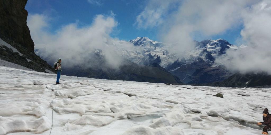 14 au 16 Août : Obergabelhorn 4063 m  Zinalrothorn 4221 m Cr1211