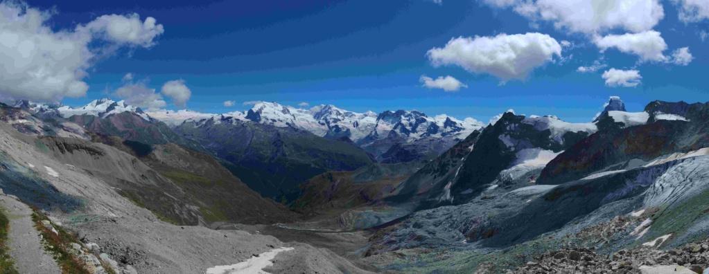 14 au 16 Août : Obergabelhorn 4063 m  Zinalrothorn 4221 m Cr1311