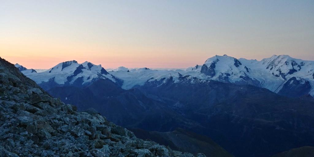 14 au 16 Août : Obergabelhorn 4063 m  Zinalrothorn 4221 m Cr1411