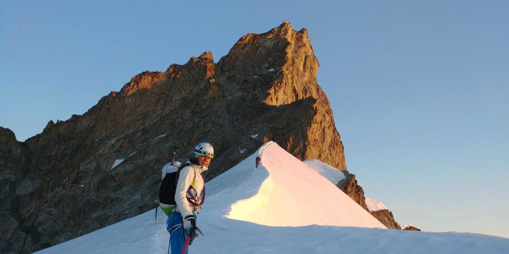 14 au 16 Août : Obergabelhorn 4063 m  Zinalrothorn 4221 m Cr1511