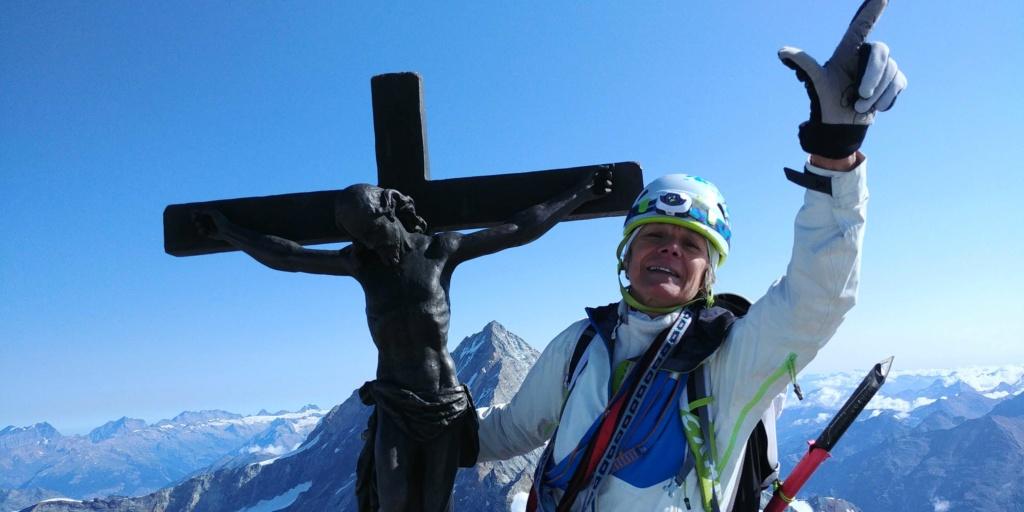 14 au 16 Août : Obergabelhorn 4063 m  Zinalrothorn 4221 m Cr1611