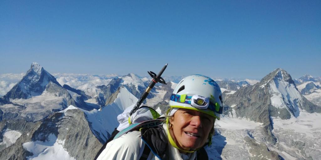 14 au 16 Août : Obergabelhorn 4063 m  Zinalrothorn 4221 m Cr1711