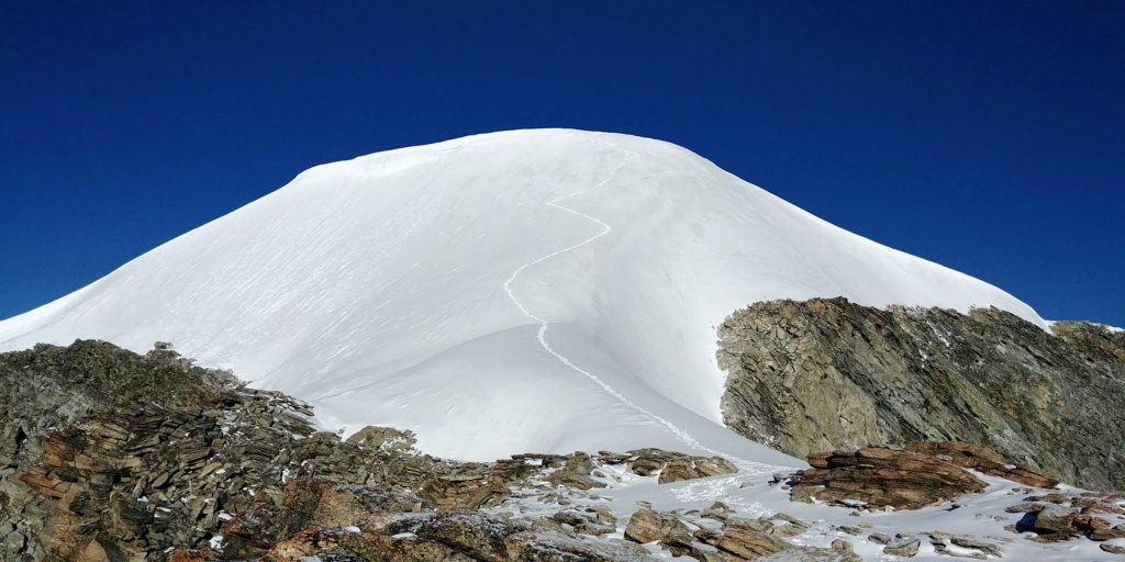 14 au 16 Août : Obergabelhorn 4063 m  Zinalrothorn 4221 m Cr611