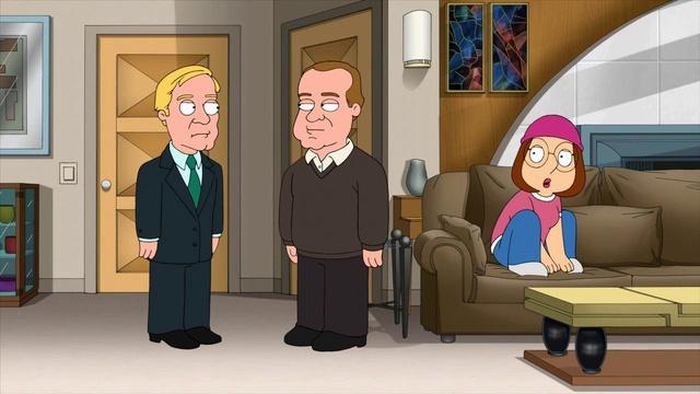 frasier - Frasier on Family Guy 1fbeua11