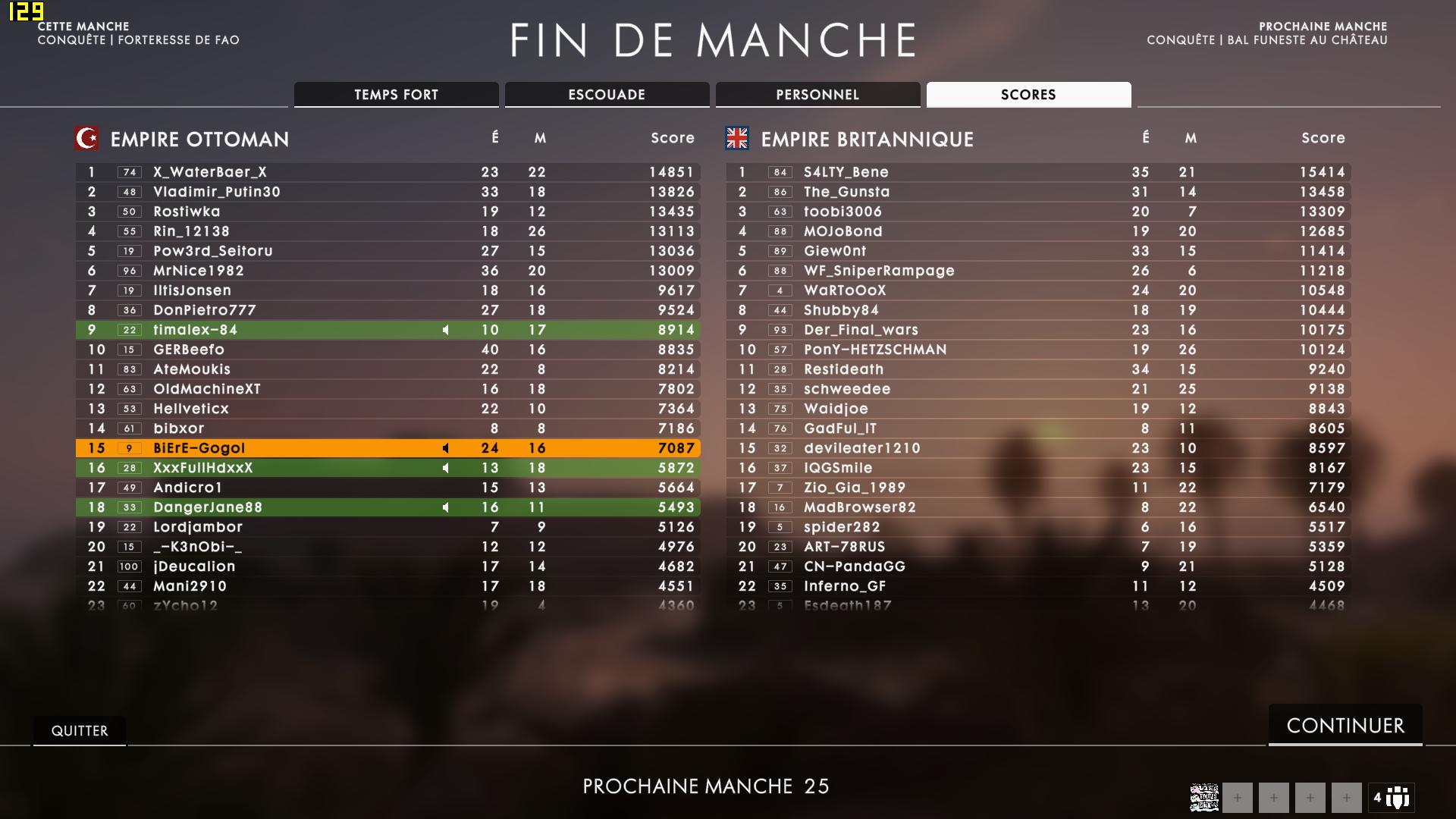 BF1 : Captures  Bf1_2015