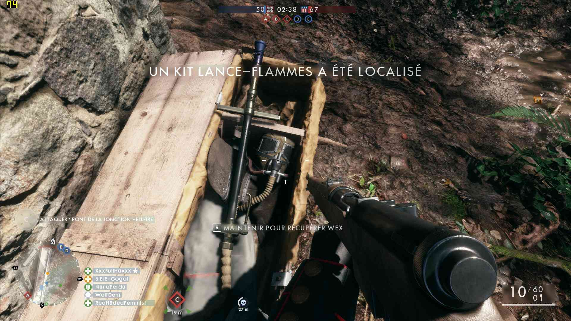 BF1 : Captures  Bf1_2021