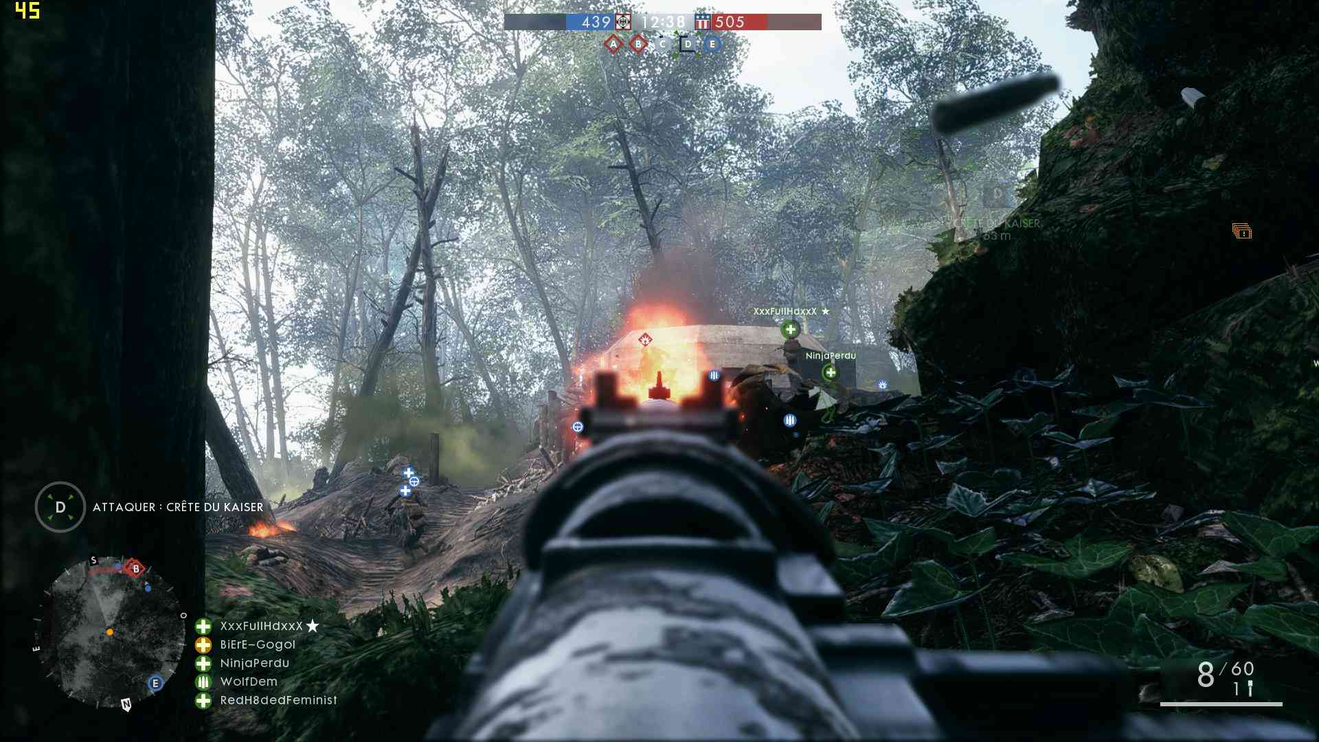 BF1 : Captures  Bf1_2022