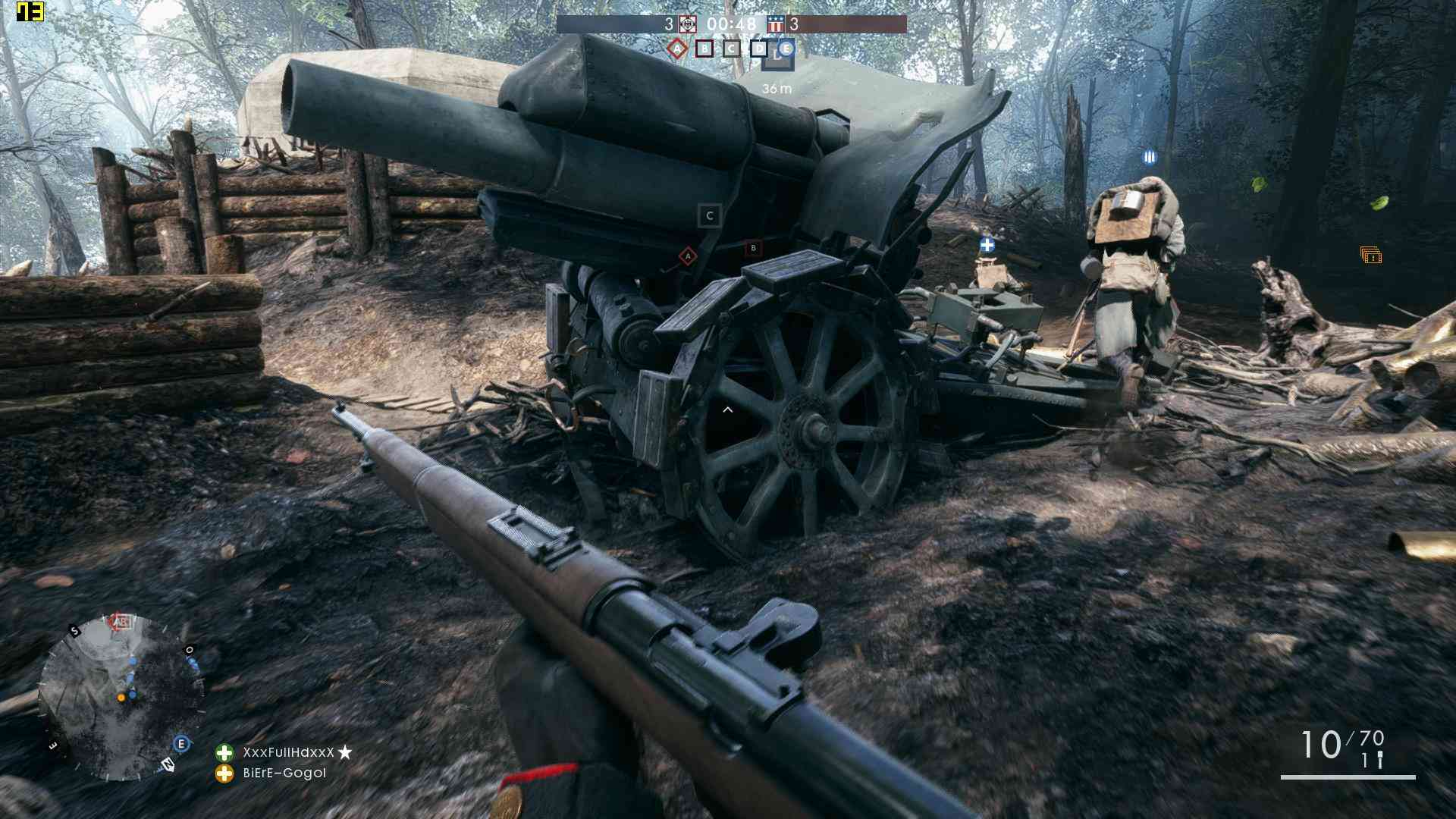 BF1 : Captures  Bf1_2023